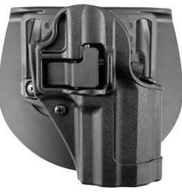 BLACKHAWK PRODUCTS Blackhawk Serpa CQC Concealment Right Hand Holster - Colt 1911 - 410542BK-R
