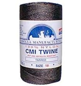 Catahoula CMI Twine Tarred size 18 275ft 1/4lb