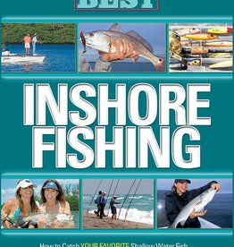 Sportsman's Best SPORTSMAN'S BEST - INSHORE FISHING DVD - Techniques - Tackle Options -Tips