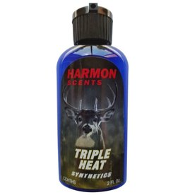 HARMON TROPHY HUNTING PROD. INC. Harmon Synthetic Scents Triple Heat 2 oz.