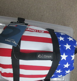 Absolute Outdoors Absolute Outdoors Onyx AMERICAN FLAG DOG VEST