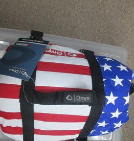 ONYX ONYX AMERICAN FLAG DOG VEST
