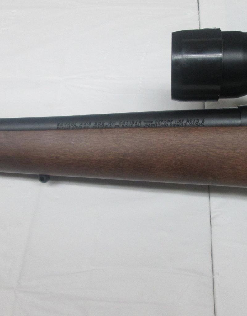 Savage Arms Company Demo Savage Axis II XP Rifle 308 Win