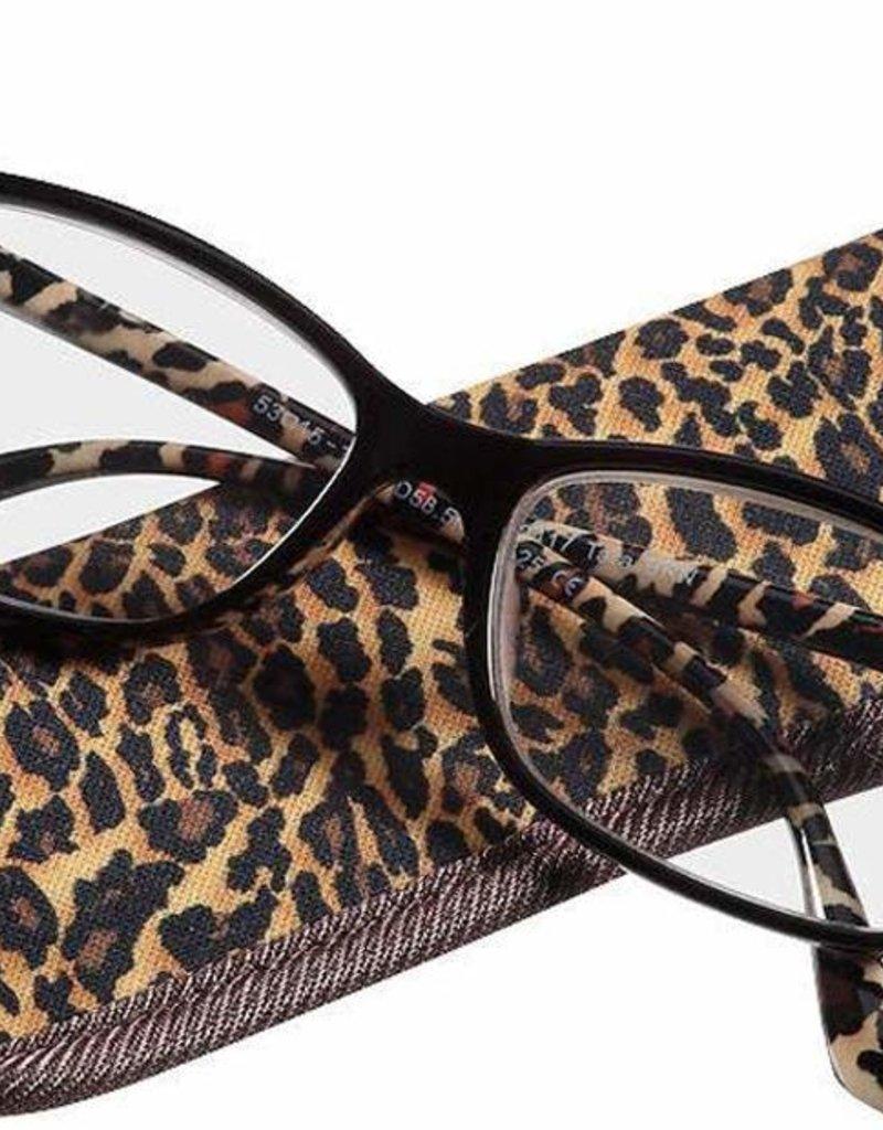 Foster Grant Tara Brown Reading Glasses +1.00 Strength