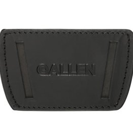 ALLEN COMPANY Allen Cases 44831 Glenwood Belt Slide Leather Holster Medium, Black