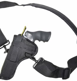Crossfire Crossfire Hip & Shoulder Convertible Holster, Revolver Multi-Fit, 4'' LRG