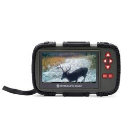 """Stealth Cam Stealth Cam 4.3"""" Color LCD Touch Screen SD Card Reader/Viewer"""