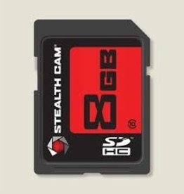 GSM Stealth Cam 8GB Memory Card Single Pack Model: STC-8GB