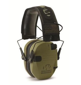 Walker's Walker's Patriot Series Slim Shooter Electronic Muffs