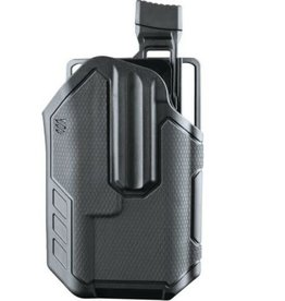 Blackhawk! Blackhawk 419002BUL Omnivore Multifit Holster, Left Draw – Streamlight TLR-1/TLR