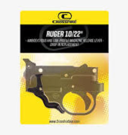 Crossfire Crossfire Ruger 10/22 low-profile magazine release lever