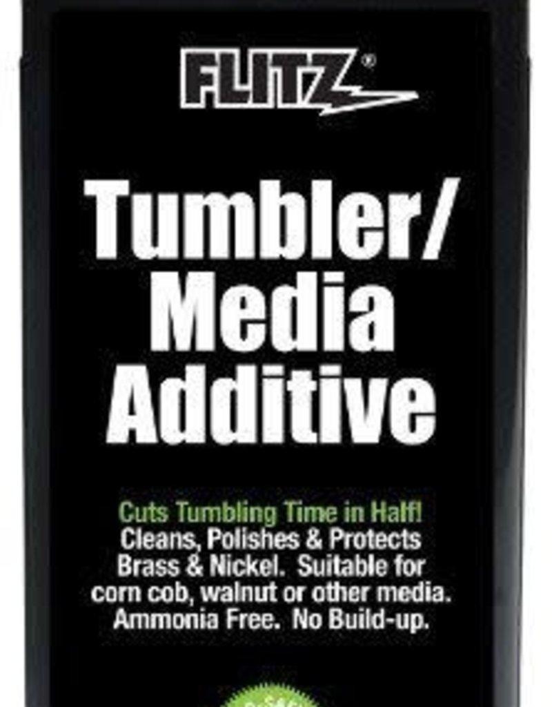 FLITZ PRODUCTS Flitz Tumbler Media Additive 16 FL. Oz TA 04806