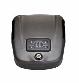 HORNADY MFG. CO. Hornady RAPiD Safe Shotgun Wall Lock with RFID Touch Free Entry 98180