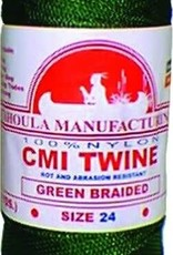Catahoula Catahoula Nylon G Braided Twine, SZ 24, 1/4 lb, 175 Ft