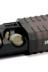 WALKERS GAME EAR Walker's GWP-SLCR-BT Silencer Bluetooth Hunting Hearing Enhancing Earbuds, Tan