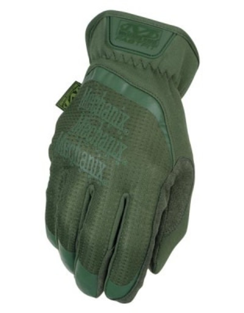 Mechanix Wear Gloves Fast Fit OD green Small