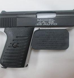 Jimenez Arms Jimenez J.A. 25 Pistol .25 AUTO