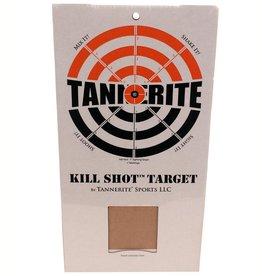 Tannerite Tannerite Kill Shot Bundle 4 Cardboard Bullseye Targets