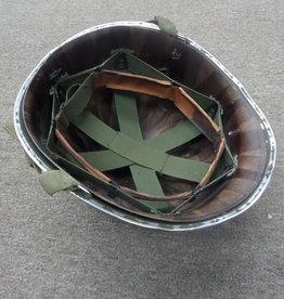 Unbranded Vintage Military War Helmet-{Used-As Is}