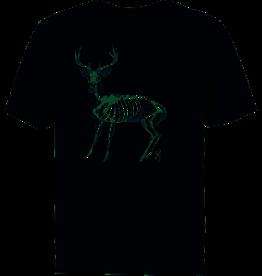 Browning Browning Kids' Glow in the Dark Bones T-Shirt