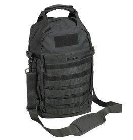 Snugpak 96800 Snugpak Squadpak Over The Shoulder Bag - Black