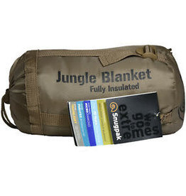 Snugpak Snugpak Jungle Blanket Coyote Tan Lightweight Compact Survival Camping 92247