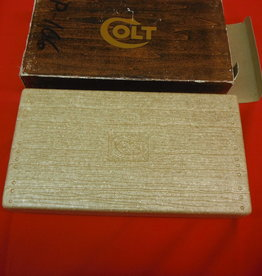 Colt Manufacturing VINTAGE COLT PYTHON ORIGINAL BOX AND PAPERWORK