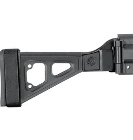 SB TACTICAL SB Tactical Complete Side Folding Brace Black SBT5A