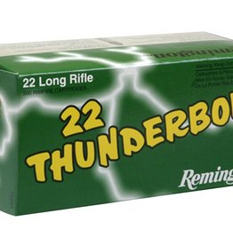 Remington Arms Company LLC REM 22LR 40GR RN HU T-BOLT 500