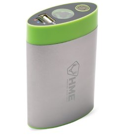 HME Hand Warmer Power Bank LED Light HME-HW