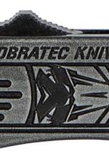 "COBRA TEC KNIVES Small 2.75"" 440C Stainless Steel Black"