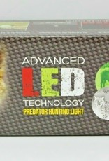 HME Coyote High Performance LED Rail Hunting Light - Red
