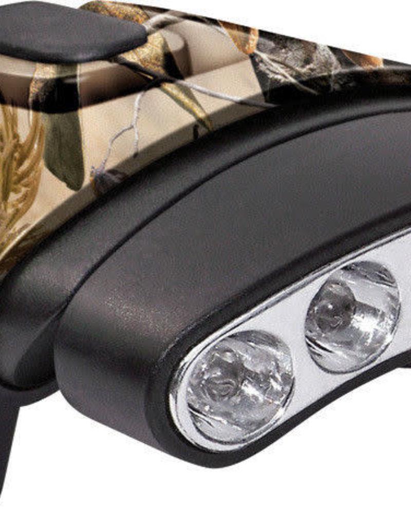 GSM Cyclops Tilt 5 LED Hat Clip Light