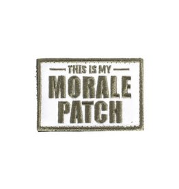 SME SME Patch This Is My Morale Patch