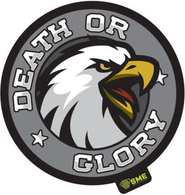sme1 SME Death Or Glory Eagle Adhesive Shooting Patch