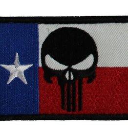 SME SME Texas Flag w/ Punisher Patch
