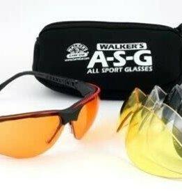 Walker's Walker's Game Ear Sport Glasses with Interchangeable Lens