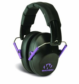 Walker's Walker's Hearing Protection Low Profile Passive Folding Muff