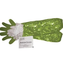 HME HME GAME CLEANING GLOVE COMBO
