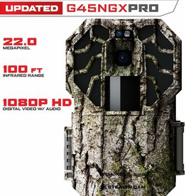Stealth Cam STEAL STC-G45NGX 22MP 45IR NOGLO MOSS TREE CAM