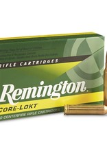 REMINGTON ACCESSORIES Remington Core-Lokt Rifle Cartridges,20 Pk