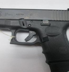 Glock Used Glock 27 GEN 4 Pistol .40 CAL