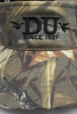 Duck Commander Camo Ducks Unlimited Visor