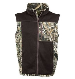 Heybo Outdoors Heybo Brown/Max 5 Cabin Vest  Mens Large