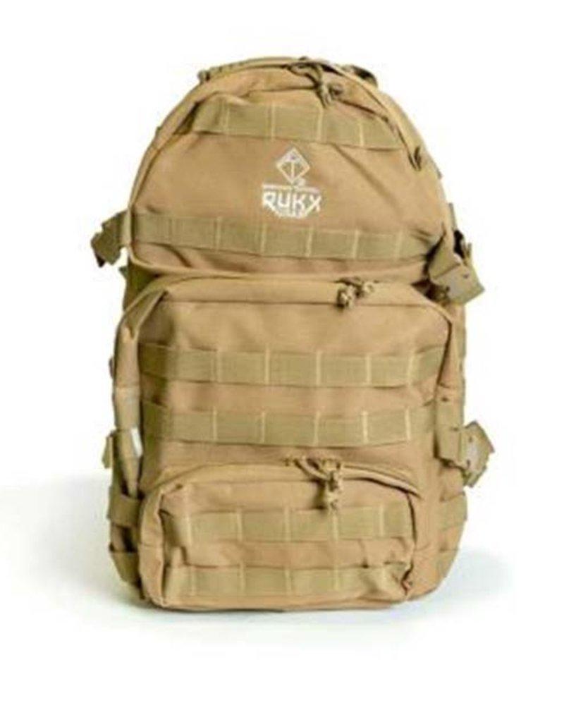 American  Tactical American Rukx Gear 3 Day Backpack Tan