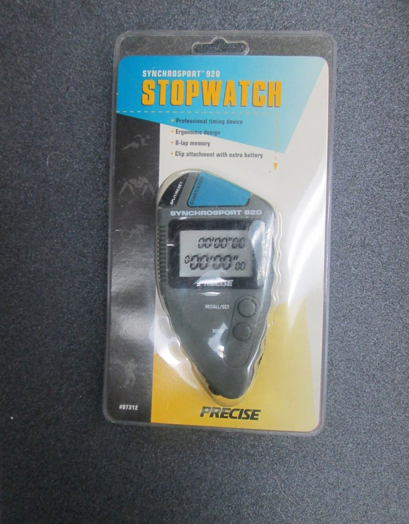Synchrosport  Stop Watch Lot Of 5
