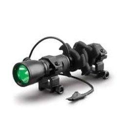 NEW ARCHERY PRODUCTS NAP Apache Predator Crossbow Flashlight Green LED