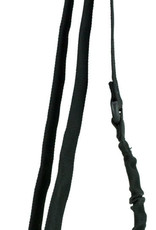 "Aim Sport Aim Sports AOPS One Point Bungee Rifle Sling 25.00"" x 1.25"" Elastic Webbing Black"