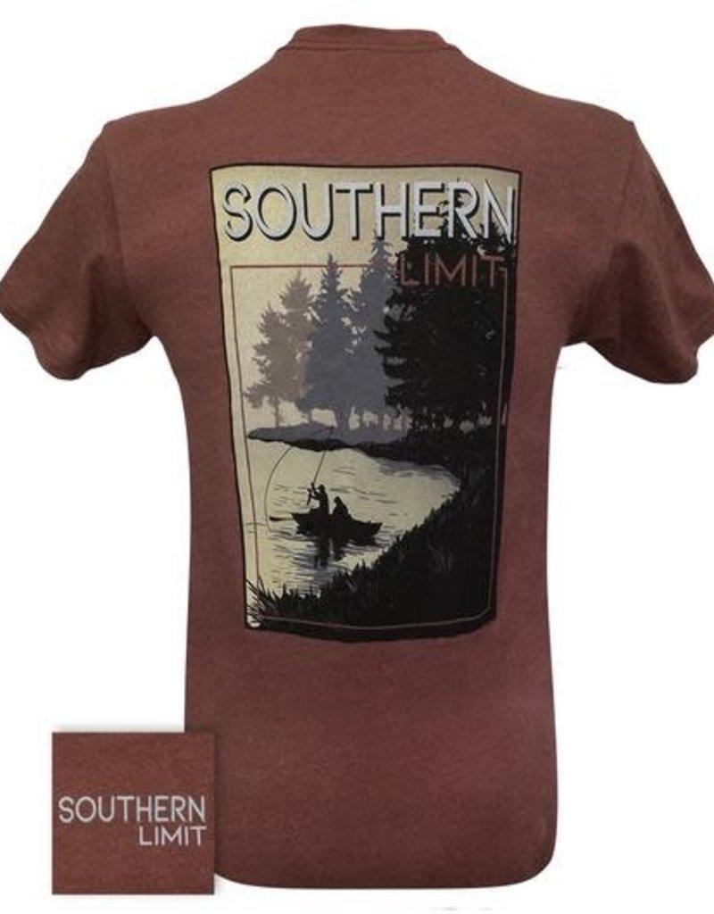 Southern Limits Southern Limit 61 Fog Fishing Cardinal SS,Medium