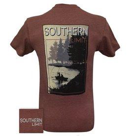 Southern Limits Southern Limit 61 Fog Fishing Cardinal SS,XLarge